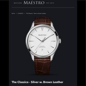 Maestro classico watch